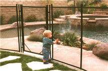 Removeable Pool Fence